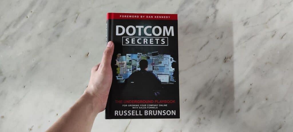 我購買的 Dotcom Secrets